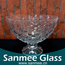 High Quality Low Price Fancy Glassware,Cut Crystal Glassware from sanmee glassware