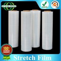LLDPE Hand Or Machine Use Cast Clear Stretch Sealing Film