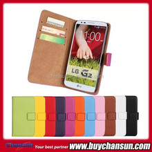 Bulk buy from China leather case for LG G2 D802