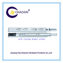 auto closing drawer slide