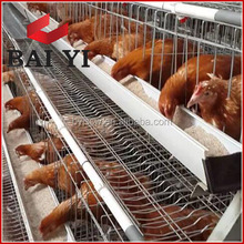 Multi Stacking Layer Cages for Kenya Farm With PVC Pipe Cages
