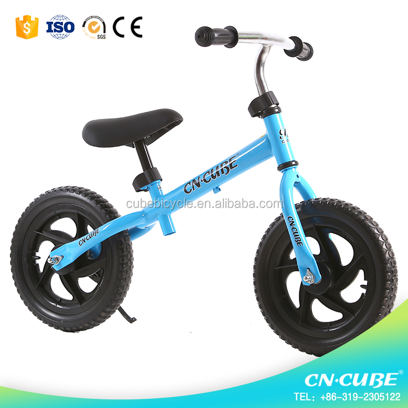 12 - Inch Toddler Balance Training Bike for Boys or Girls ( no pedal )