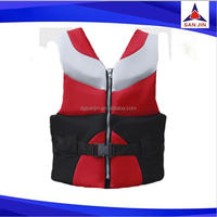 2016 hot sell neoprene safety life jacket