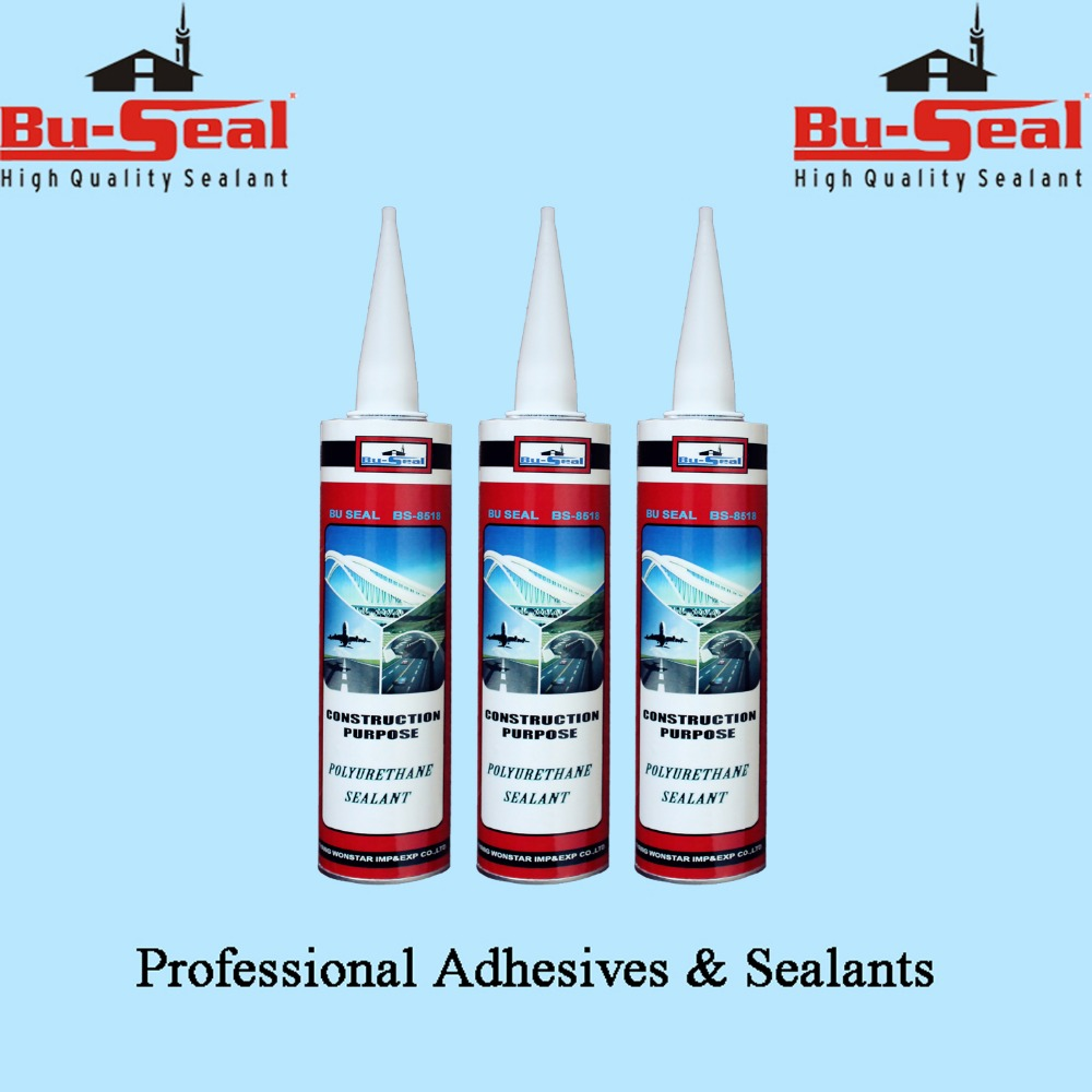 Single component fast curing polyurethane sealant