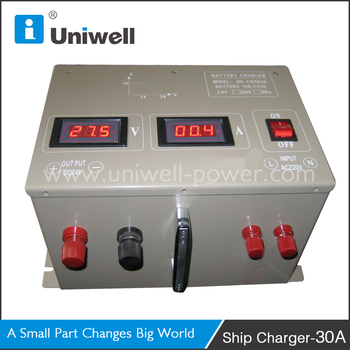 generator genset battery charger 30a