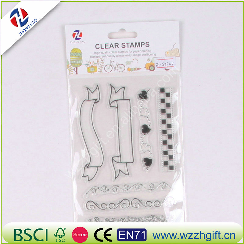 Transparent Stamp Variety Of Styles Clear Stamp For DIY Scrapbooking Photo Album Diary Decoration Supplies