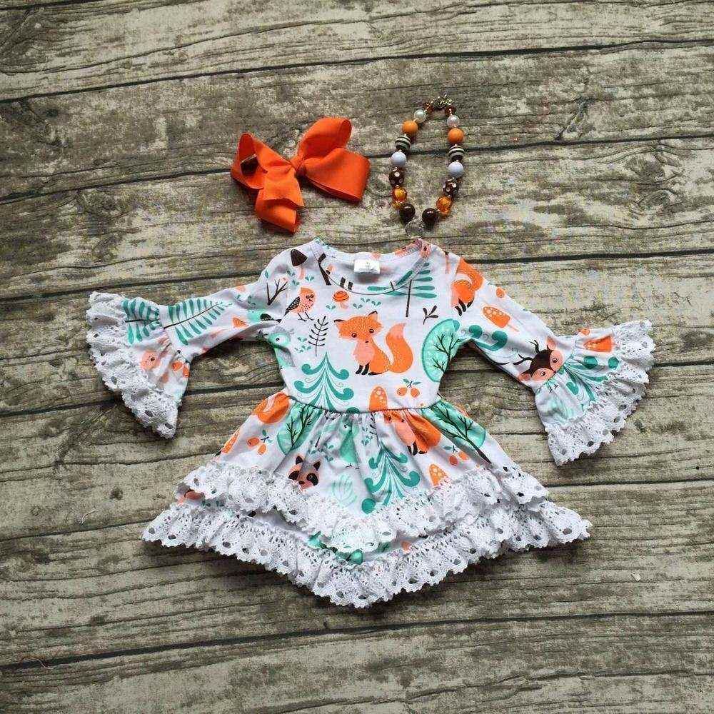 baby girls dresses girls fall dress kids dress