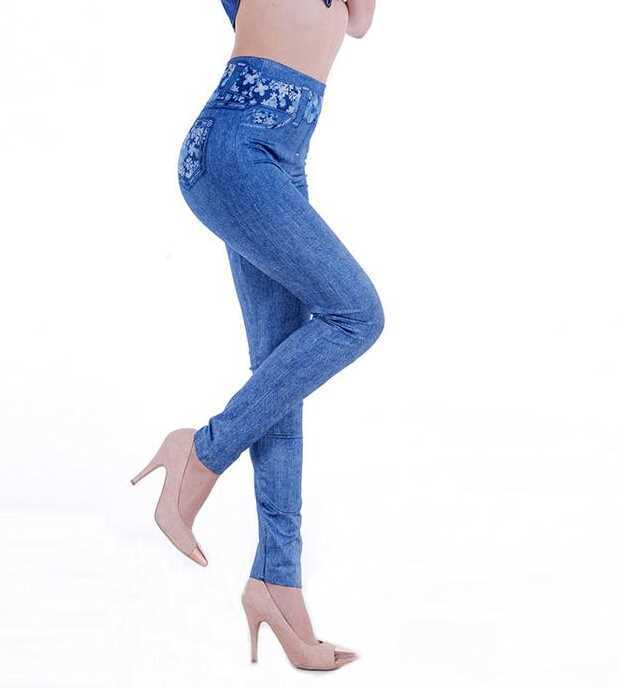 Latest lady jeans wholesale bell bottom pants