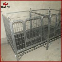 Trade Assurance Stocked Eco-Friendly Feature and Both for Dogs Cats Dog Cages