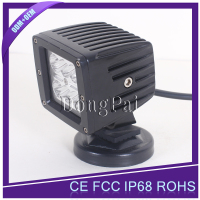 18w IP68 10-30V Spot Flood Light Beam 4WD Off road LED Light for Truck