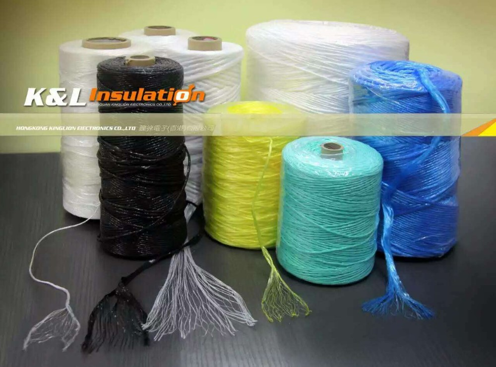 low price pp filler yarn for cable and wire
