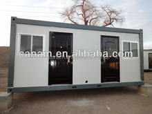 Prefabricated eco friendly expandable modular container house