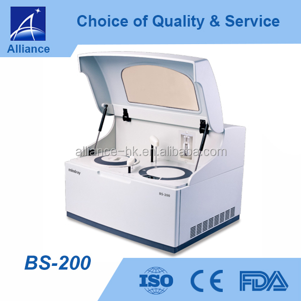 BS-200 Chemistry Analyzer / biochemistry analyzer