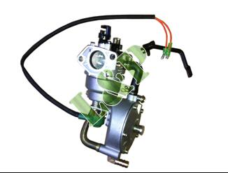 6.5KW 190F LPG Gas Conversion Kit Carburetor For Gasoline Generator Parts L&P Parts