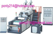 Double-layer Co-extrusion Stretch Film Making Machine 500