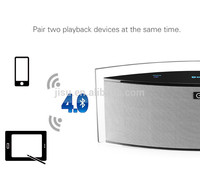 High quality wireless audio amplifier box bluetooth speakers with audio cable for home theatre