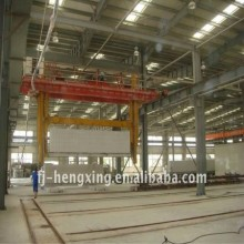 Light Weight AAC Block Machine Autoclaved Aerated Concrete Production Line