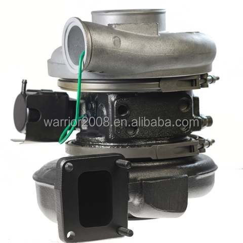 HX55V Turbocharger 504255233 2998328 504044516 3592100 3592853 3593832 for Iveco Cursor 10 Engine F3AE