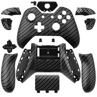 For Xbox One Pattern Series Carbon Fiber Wireless Controller Shell