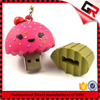Artigifts company professional rubber keyring
