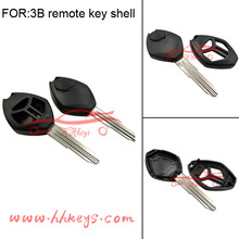 Just the Case Keyless Entry Remote Control Car Key Fob Shell Replacement for Mitsubishi