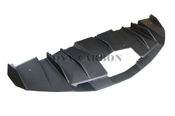 Carbon fiber Rear Diffuser for Lamborghini Aventador 2011