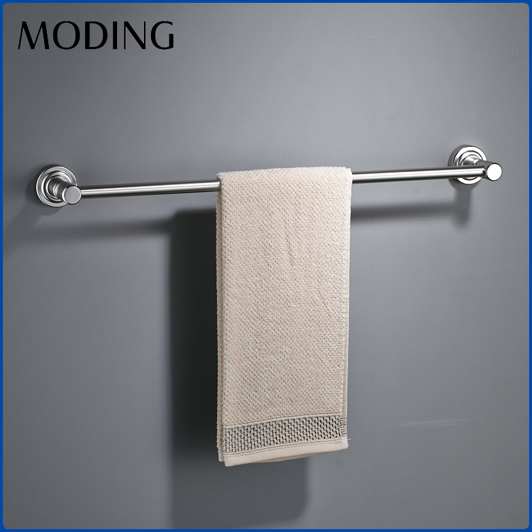 MODING Promotional Free Standing Space Aluminium Bathroom Towel Racks
