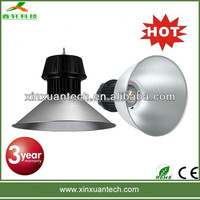 3 Years warranty High Bay 30w 50w 60W 70w 80w 100w 120W 150W 200W Bridgelux COB LED Warehouse Light