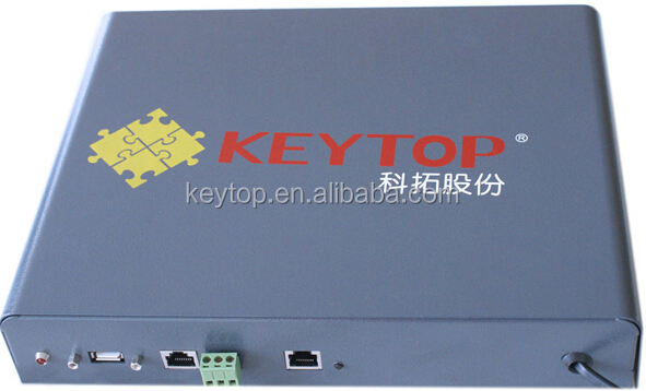 KEYTOP Central Controller for car parking management and counting