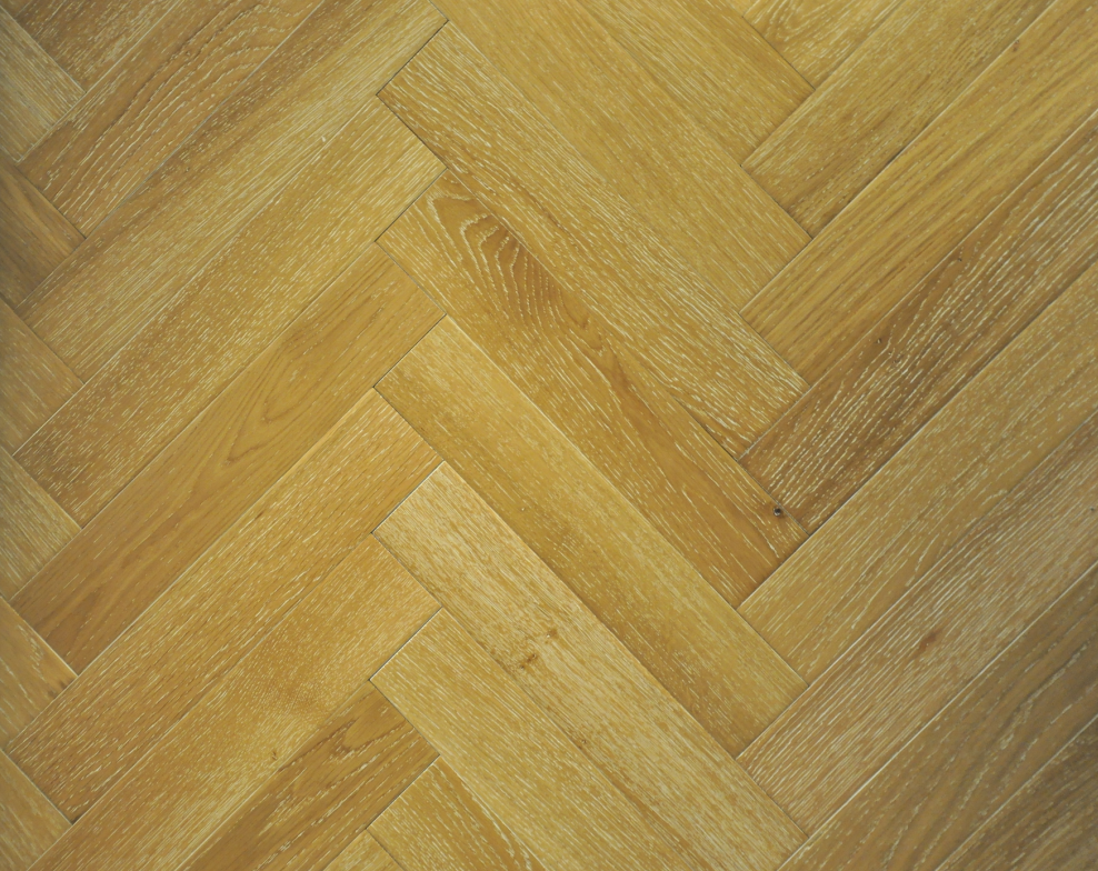 New Arrival Color Engineered Timber Oak Flooring White