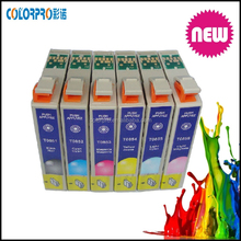 High quality T0851-T0856 ink cartridge for Epson 1390