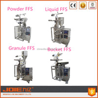 JOIE Automatic vertical sugar/pepper/salt/spice/coffee/washing powder/granule/silica gel filling and packing machine