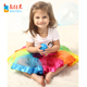 30cm kids rainbow baby girl party dance tutu skirt dress