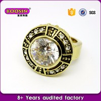 Wholesale custom stone ring designs for men