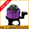 New Bike Metal Compass Ball Bicycle bell