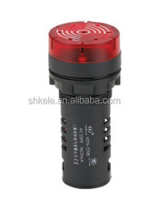 22mm 230V yellow AD56-22SM flash buzzer
