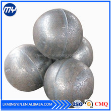 High Hardness 50-90mm cast iron ball for ball mill