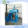 CEcertification cotton used clothing baler machine press fabric baling press