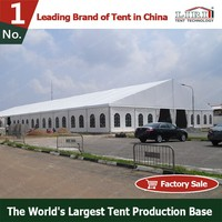 30m x 70m tent used for wedding party and exhibition
