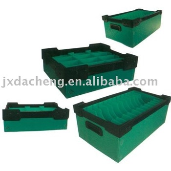 PP CORRUGATED PACKING BOX