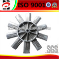 Electric Aluminum casted cooling fan