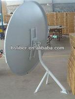 ku band 150cm/1.5m satellite dish antenna/offset antenna dish