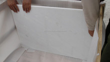 Own quarry and factory lowest price calcutta gold marble slab
