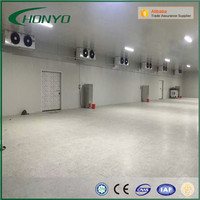 Pu Panel Modular The Walk In Cool Storage Room For Meat Fish Vegetable Fruit