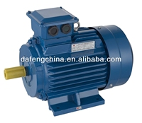 y2 series 3 phase induction squirrel cage electric motors