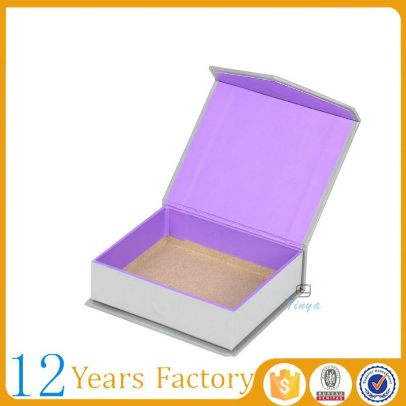 magnetic cardbard wholesale jewelry packaging