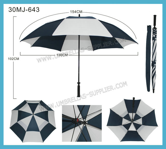 Promotional Straight Golf Umbrella