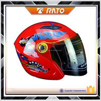 Hot sale half face motorcycle helmet