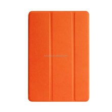 New design Stand PU Leather Case for iPad Mini 4 , for iPad Mini4 leather case cover