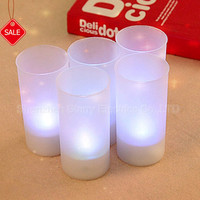 hot sale beautiful wedding centerpieces with LED light for wedding table